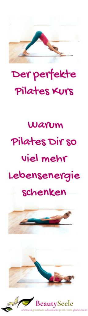 Pilates Übungen - Der perfekte Pilates Kurs