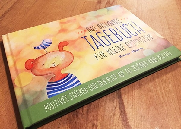 Kinder Tagebuch Dankbarkeit
