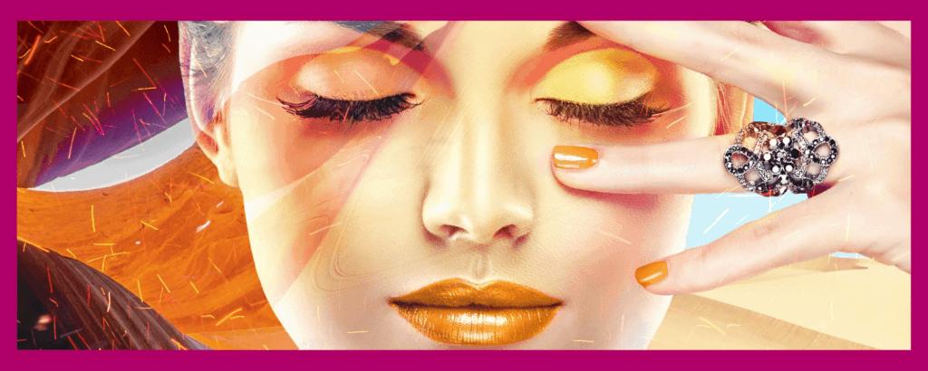Beauty Salon Beauty Blogger