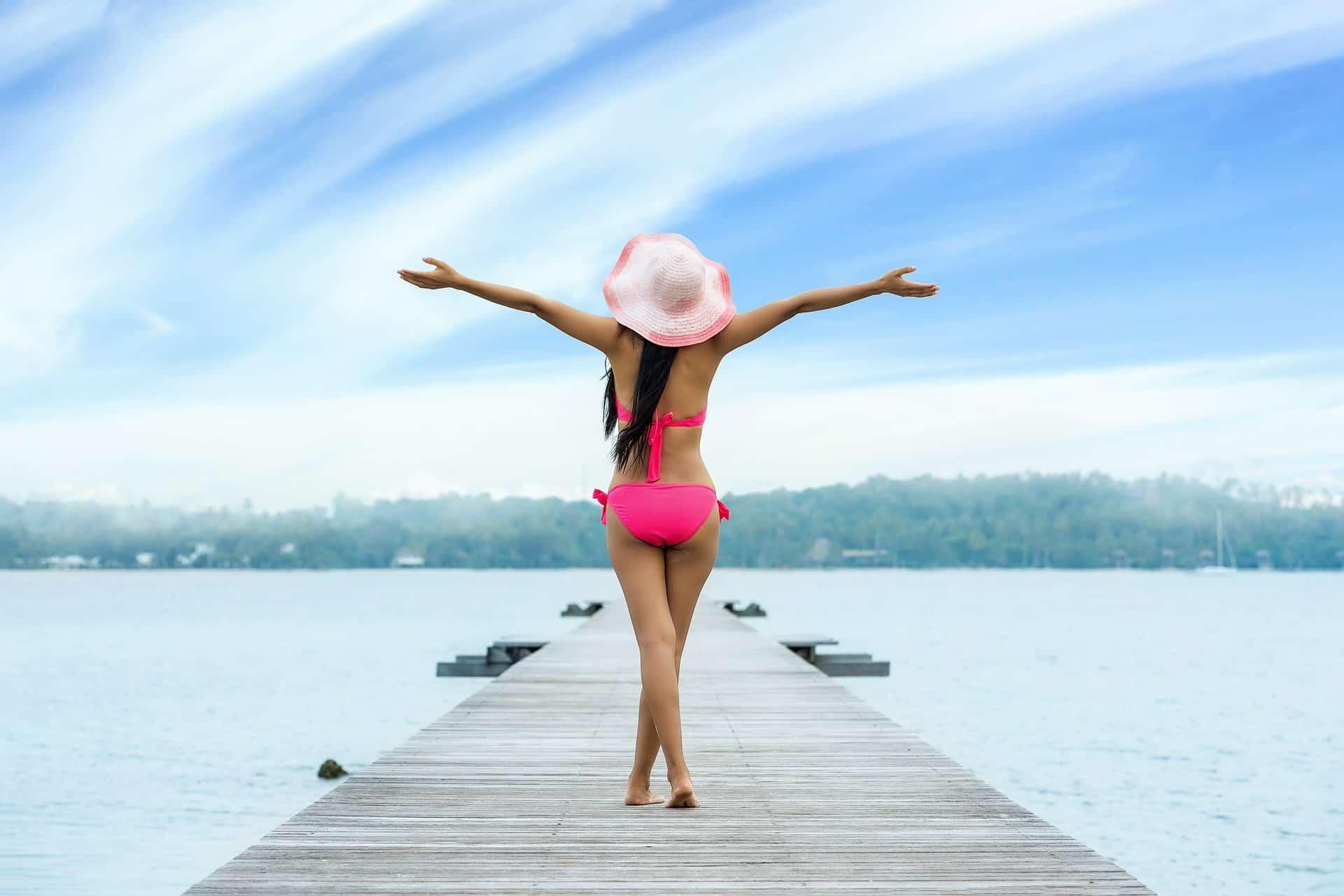Bikinifigur bekommen - Mit Ernährung, Fitness & Motivation
