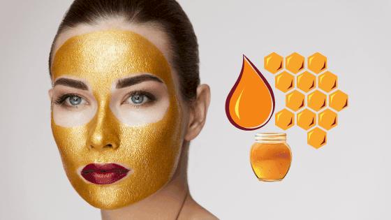 Einfache Honigmaske selbst machen