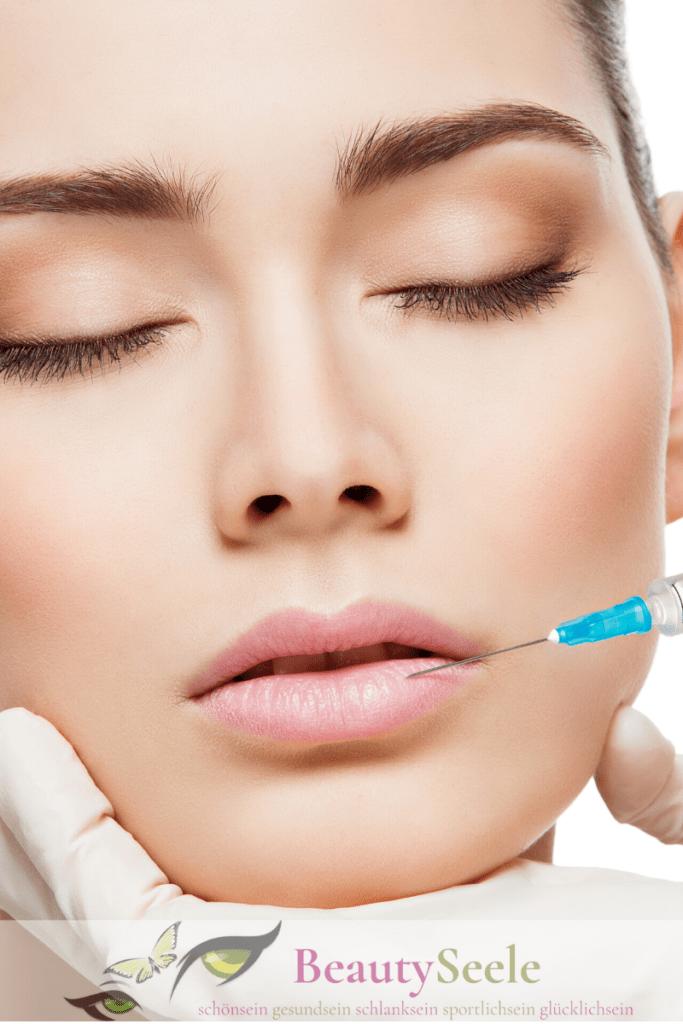 Hyaluron Behandlungen Gesicht für Faltenfreiheit