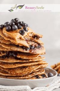 Schnelle Eiweiß Pfannkuchen Low Carb Rezept