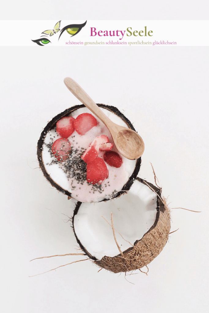 Kokosöl gegen Falten - Kokosölmaske selbst machen