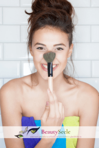 Make-up für Mischhaut