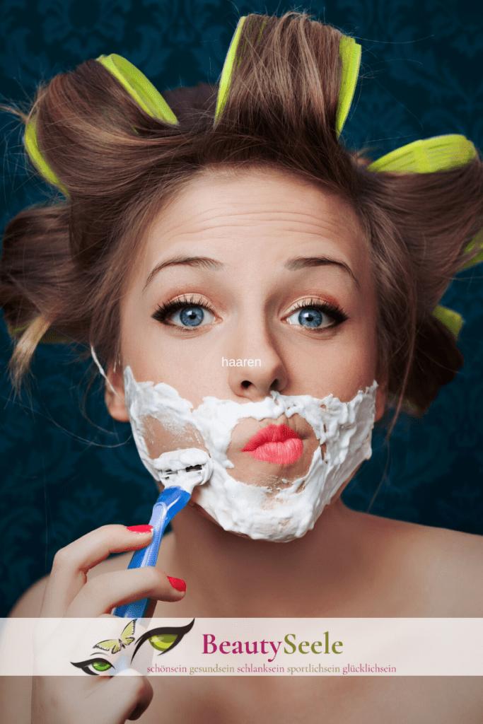 Enthaarungscreme für Gesicht