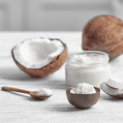 Kokosöl bei gereizter Haut