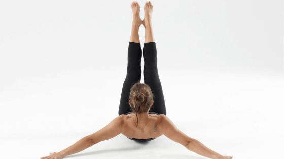 Rückenübungen für zuhause mit Pilates