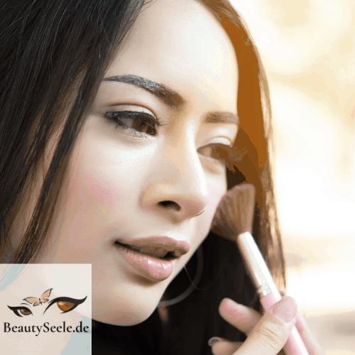 Unreine Haut Ursachen Make up