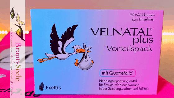 Exeltis - Velnatal® plus in der Schwangerschaft – so bist Du perfekt versorgt