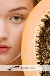 Enzym Peeling Enzyme aus Papaya