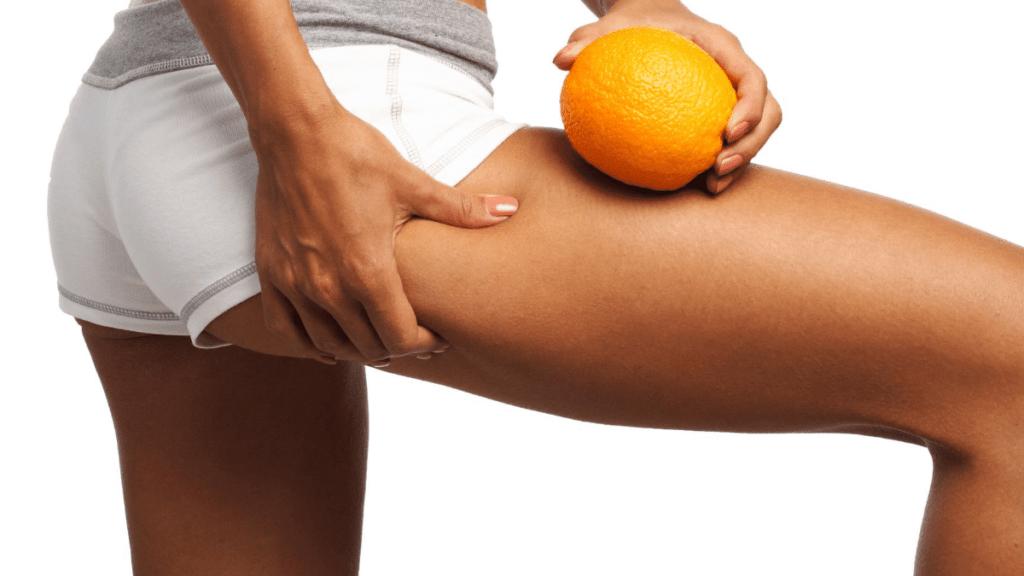Cellulite Po loswerden und gesund sein