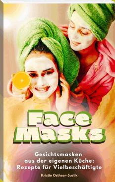 Face Masks Buch für mehr Spannkraft der Haut Hausmittel