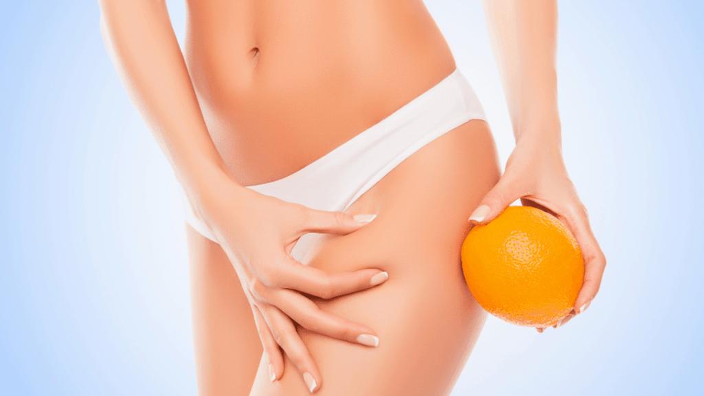 Cellulite am Po loswerden und gesund sein