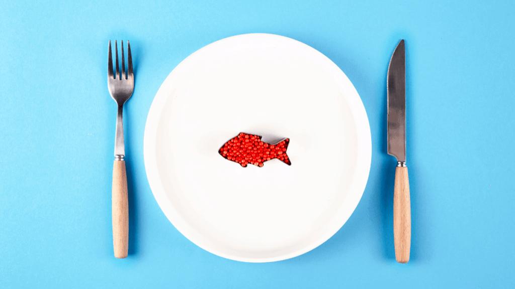 Microplastik im Essen