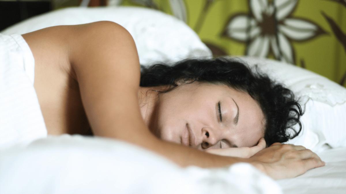 Gesichtspflege Entspannung und Ruhe