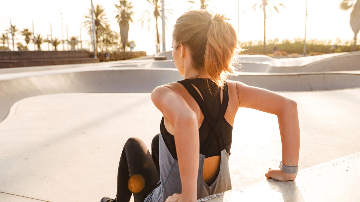 Hautpflege Tipps Sport